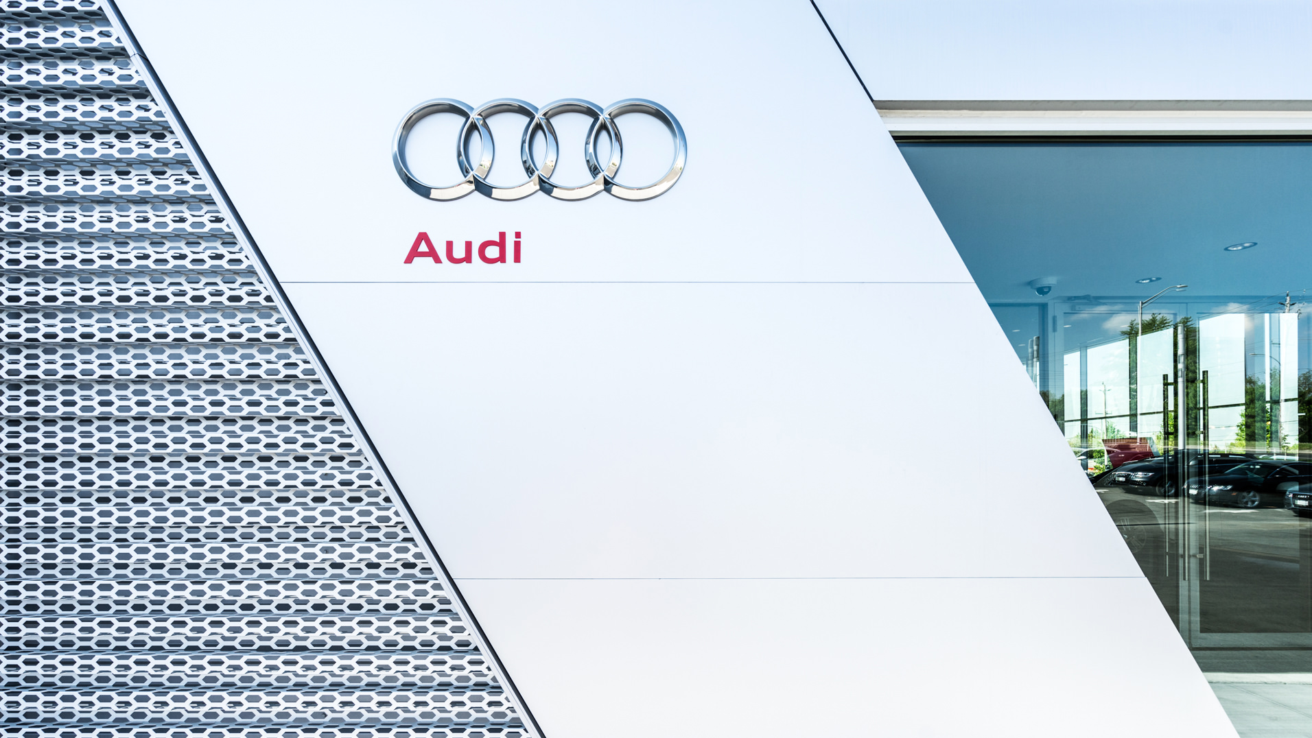 Audi Dealership by ATRR