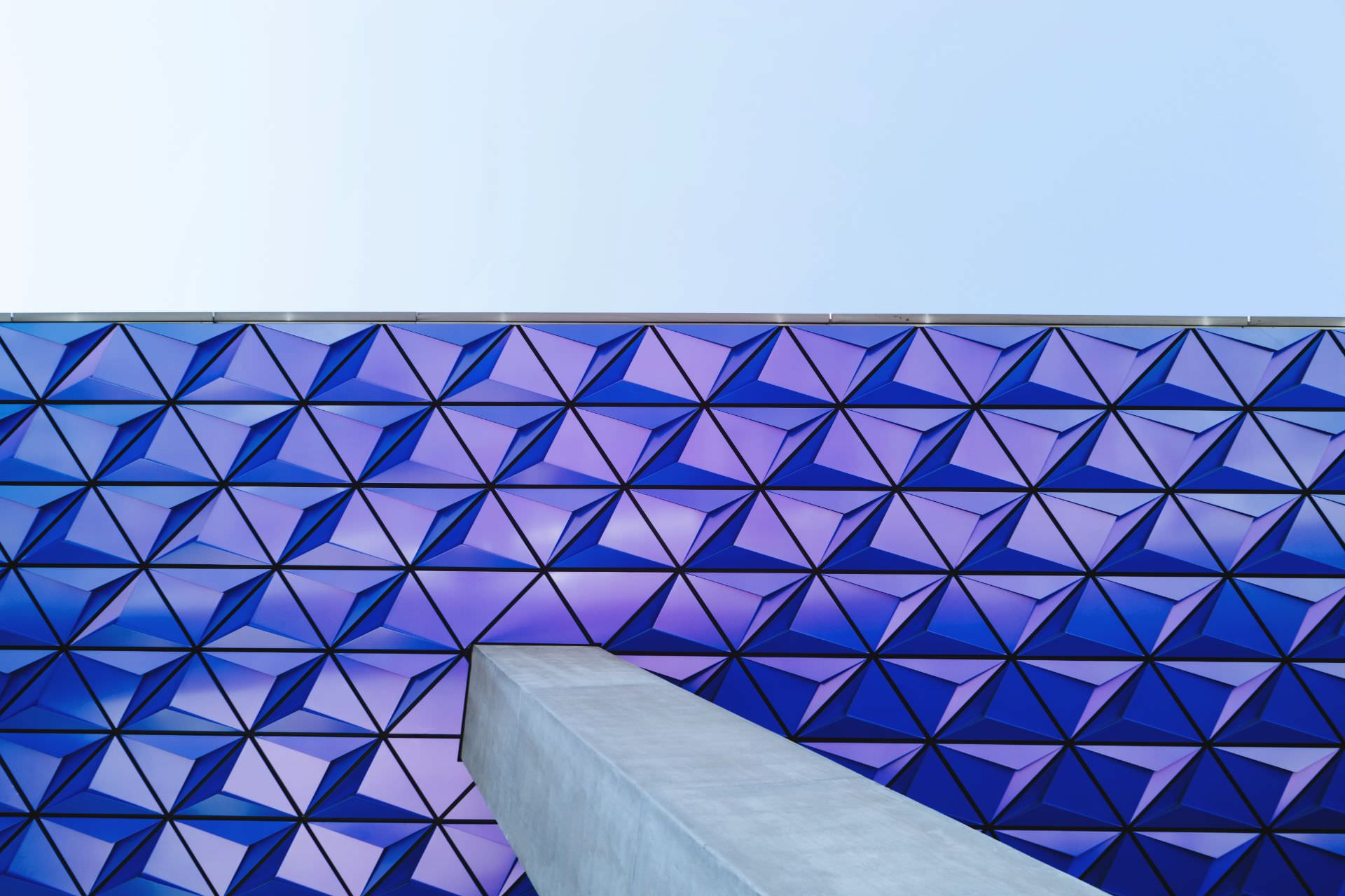 Geometric architectural photography at Ryerson