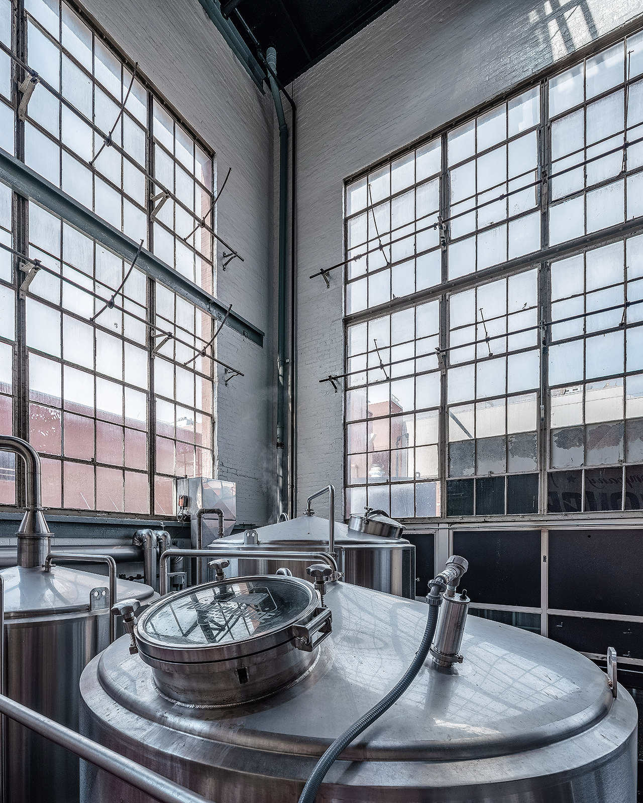 Interior Photography at Powerhouse Brewery in London Ontario Canada