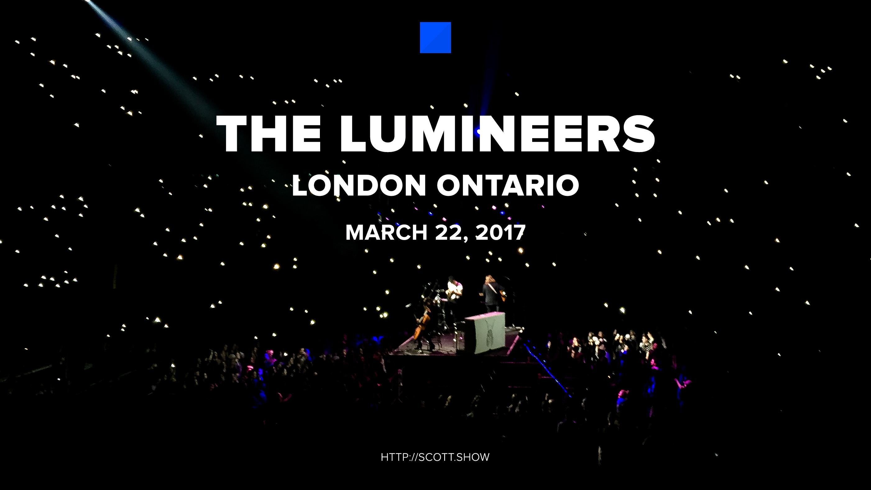 lumineers concert video thumbnail cover image
