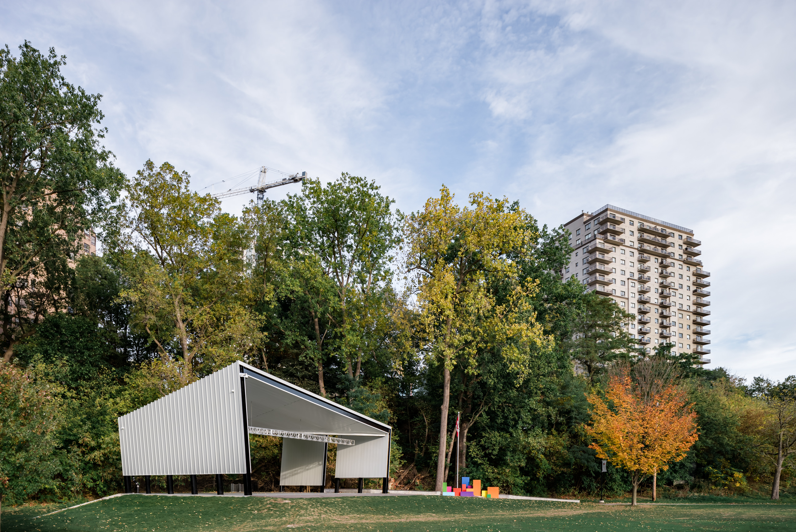 Canada 150 Pavilion at Harris Park / Matter Architectural Studio Inc.