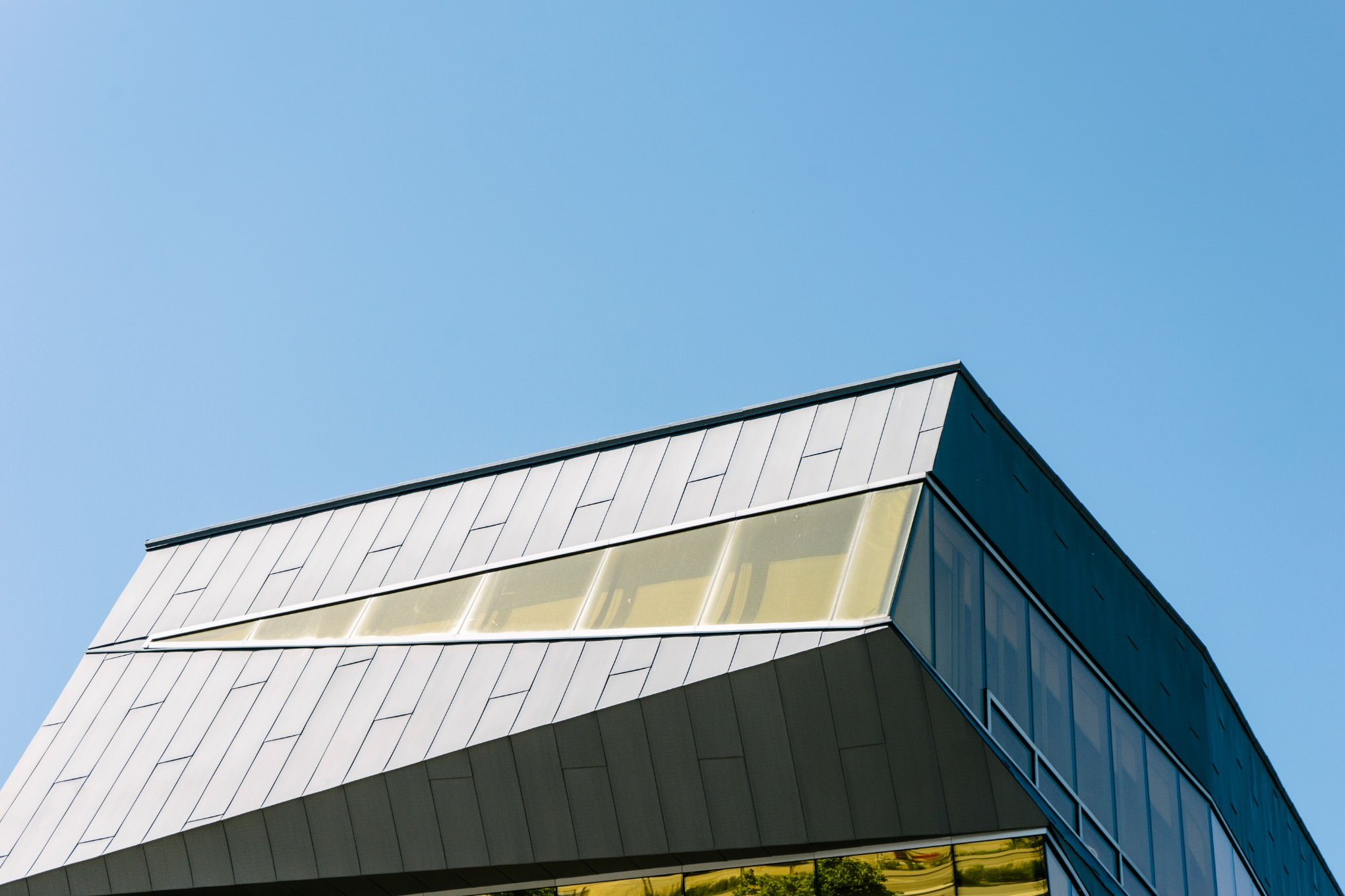Architectural Photography study of Perimeter Institute by Scott Webb