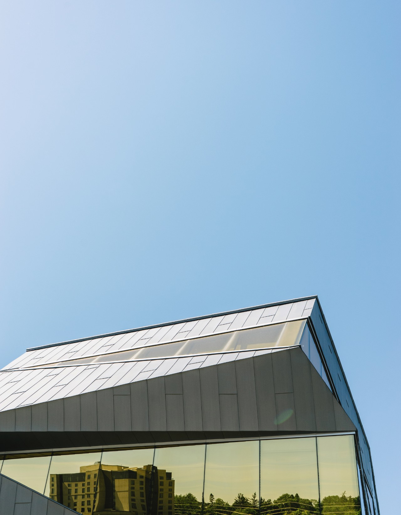 Architectural Photography of Exterior at Perimeter Institute