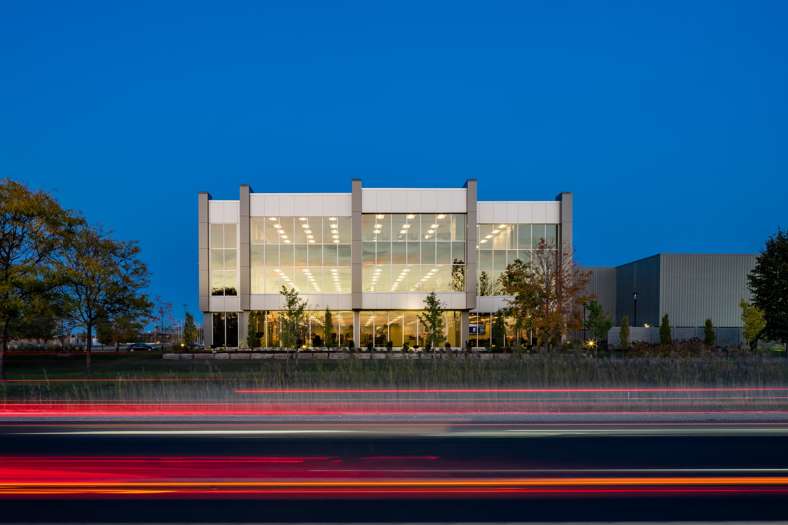 Twilight Photo of Startech.com by Architecture Photographer Scott Webb